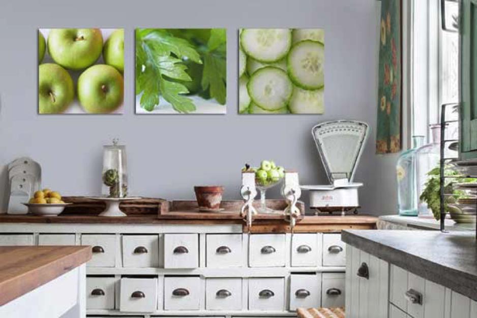 des tableaux muraux modernes et styl s pour d corer sa cuisine instant decoration. Black Bedroom Furniture Sets. Home Design Ideas