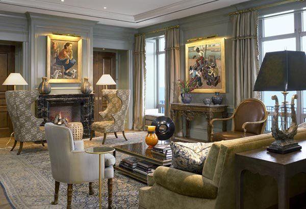 quel style donn votre salon. Black Bedroom Furniture Sets. Home Design Ideas