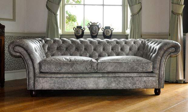 Id e d co canap chesterfield for Deco british style