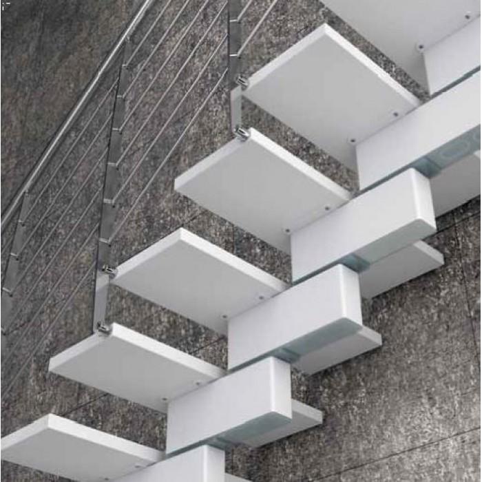 Escalier en kit choisir monter et imposer son propre style for Escalier exterieur pas cher