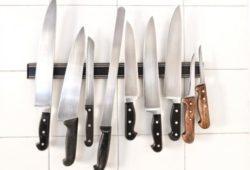 Les couteaux