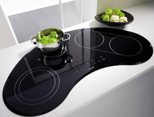 Bien Choisir Sa Plaque De Cuisson InstantDecoration - Cuisiniere mixte induction gaz pour idees de deco de cuisine