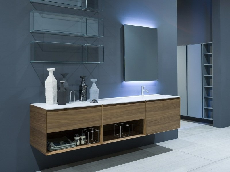Armoire de toilette quelles technologies propos es for A quoi sert un bidet dans une salle de bain