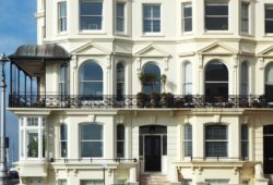 balcon en fonte