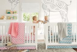 Décoration de la chambre de bébé
