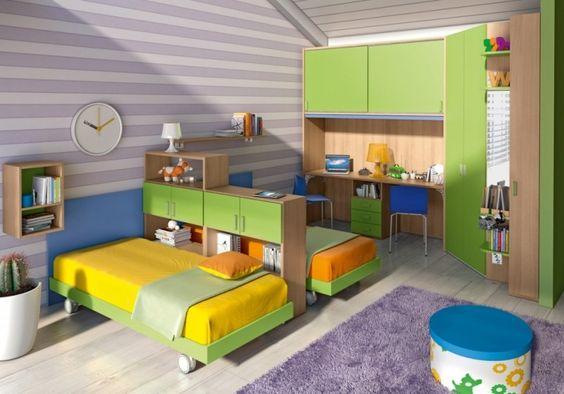 Les avantages d\'une chambre enfant évolutive