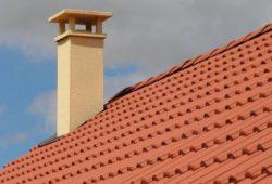 cheminée toiture