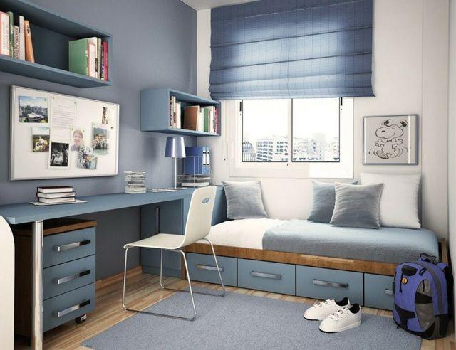 Astuces de décoration pour bien aménager un bureau d\'adolescent
