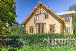La maison en bois un habitat économique et ergonomique