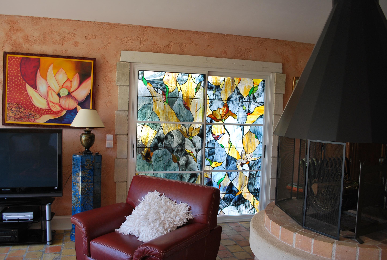 verres décoratifs
