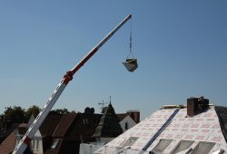 Projet de toiture