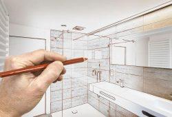 modification de la salle de bain