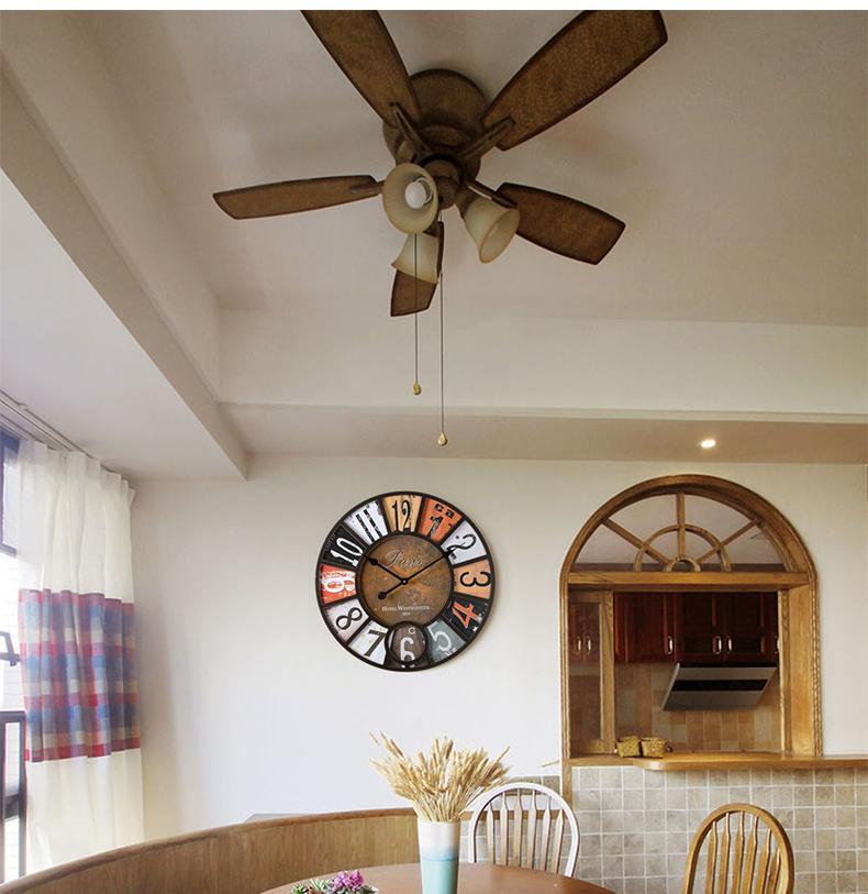 Tout savoir sur les horloges murales vintage