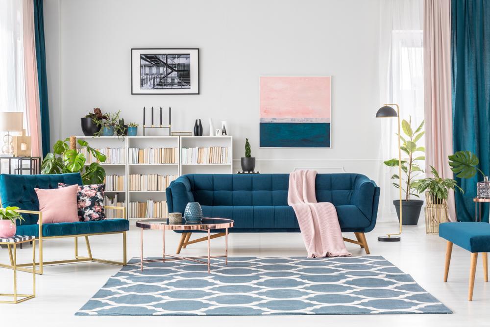 tapis design et décoratif
